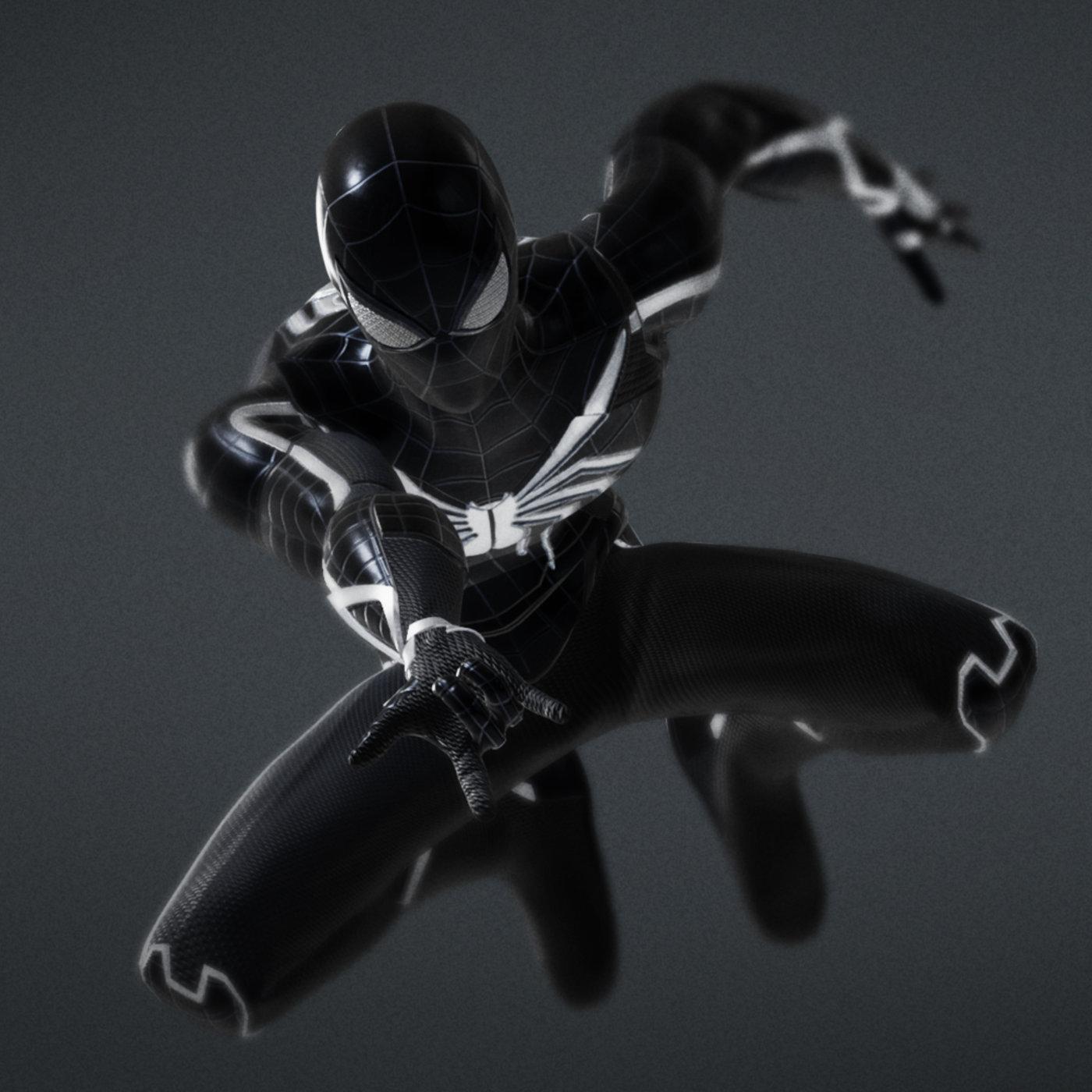 Spiderman Custom Suit design