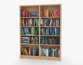 Bookshelf set 3D