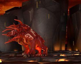 Magical Beast 3D model