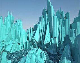 Nature Land 3D model