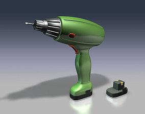 3D Cordless Screwdriver