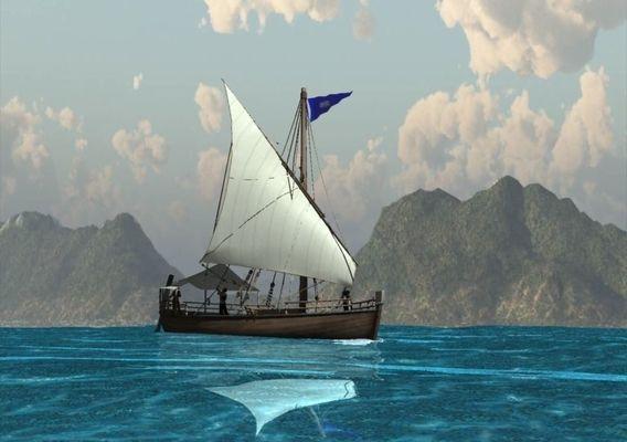 A Isle d' Benjamin Lugger