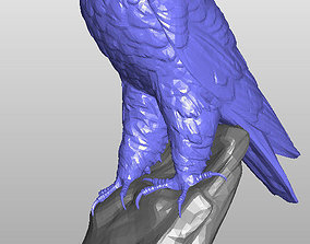 Falcon 3D print model