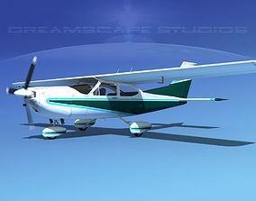 Cessna 177 FG Cardinal V10 3D model