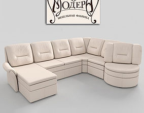 corner sofa 3D printable model