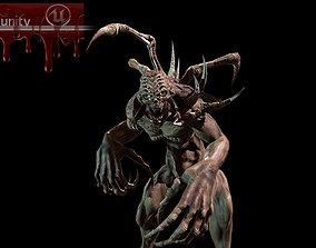 3D asset Mutant4
