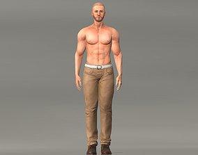 3D model Kevin