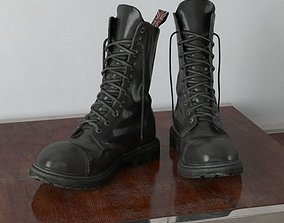 3D model shoes 78 am159
