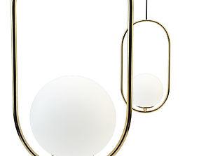 lamp hoop l 2 3D