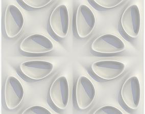3D wall panel Bionic element