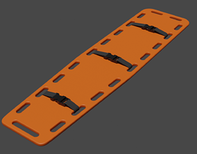 3D Aid Stretcher