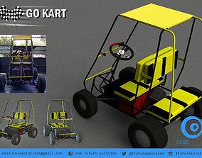 3D Go Kart
