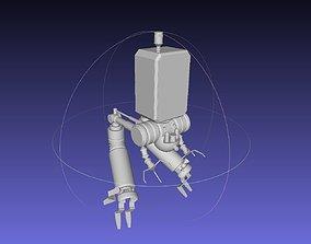 Simplified NieR Automata Pod 042 Basic Model