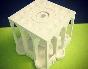 3D print model KuG - A Dice you do not Throw