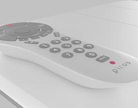 3D model realtime remote
