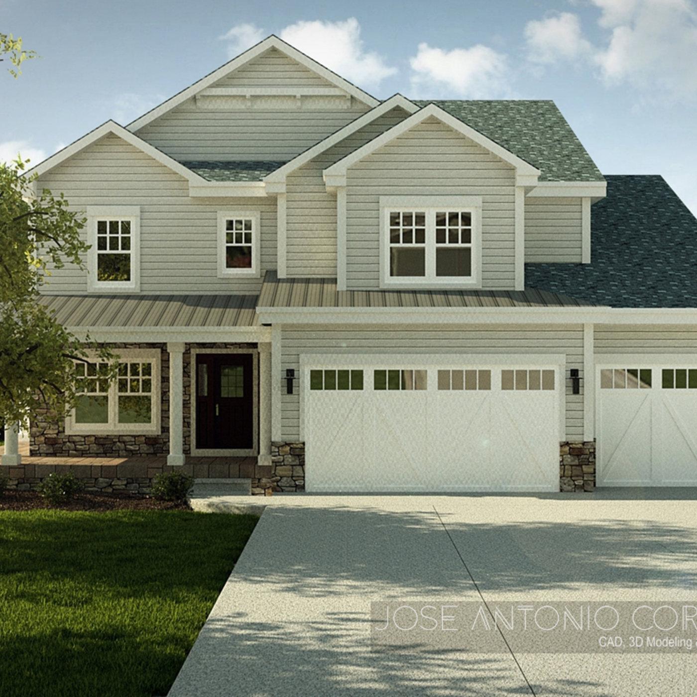 Custom Houses Design