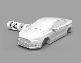 FORD MONDEO 3D PRINT