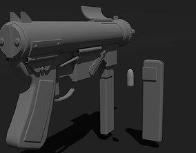 3D M3 Grease Gun