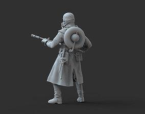soldier battlefield 3D print model