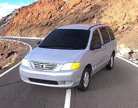 Mazda MPV 2000 3D