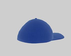 3D model New York Mets Baseball Hat