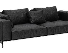 Flexform Ettore sofa 3D