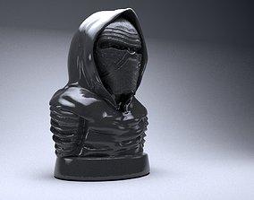 Kylo Ren 3D printable model