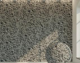 Concrete wall Old concrete 46 3D model
