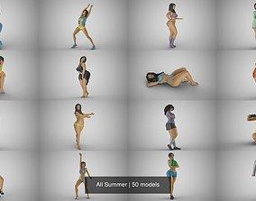 All Summer 3D