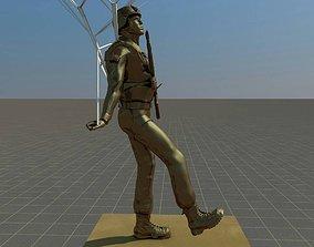 Parachute 3D war