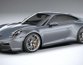 Porsche 911 GT3 Touring 2022 3D