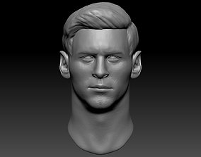 Lionel Messi LM10 3D Print