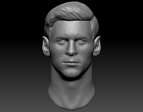 Lionel Messi LM10 3D Print champion