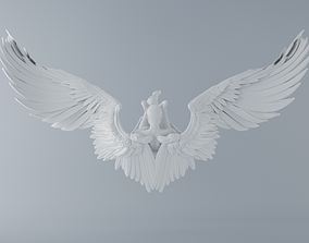 3D printable model Evil angel 002
