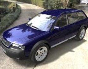3D Audi Allroad