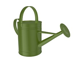 3D model Funny watering can