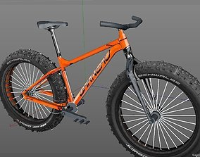 Velo Bicycle 3D model