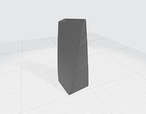 3D printable model elegant vase other
