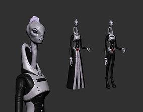 lama su figure custom 3D print model art