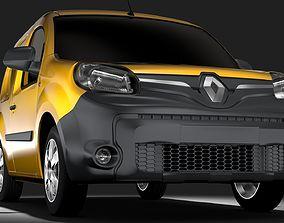 3D Renault Kangoo Van 2017 L1 2017