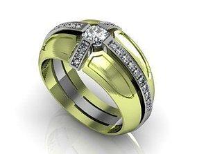 3D print model Ring BK457
