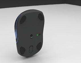 3D mouse model