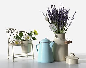 holder Provence Composition 3D model
