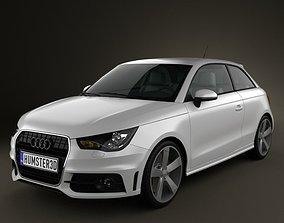 Audi A1 3D