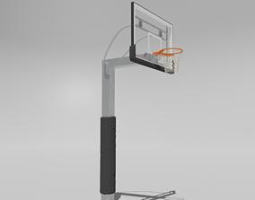 game 3D model Basketball Hoop