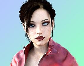 Aria for Genesis 8 Female 3D model