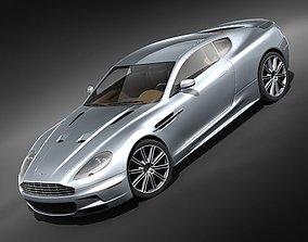 Aston Martin DBS 2009 3D model