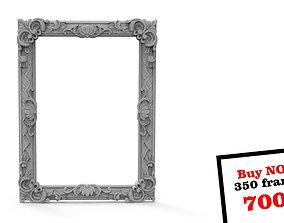 3D printable model frame Frame 1