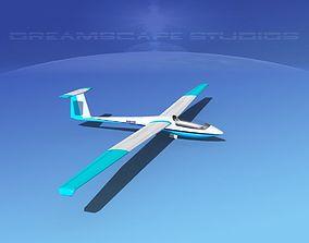 Centrair C-101 Pegase V02 3D model