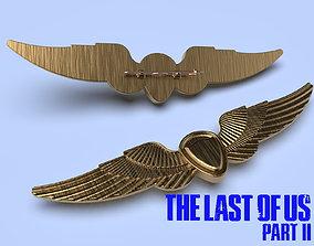 3D printable model The Last of Us Part II cosplay Ellie 2